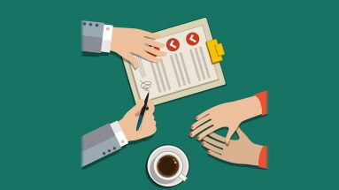 contracts and proposals for writing clients